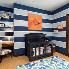 contemporary kids by Bravo Interior Design