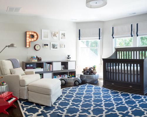 moderne babyzimmer in usa ideen design. Black Bedroom Furniture Sets. Home Design Ideas