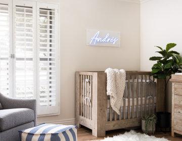 Baby Boy - Nursery