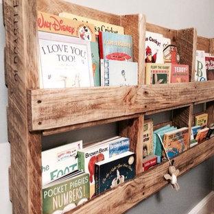 Nursery - eclectic nursery idea in Other