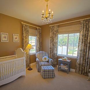 Baby boy's elegant nursery
