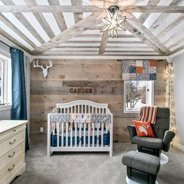 Baby Camden's Rustic Nursery