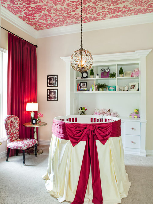 SaveEmail  Bravo Interior Design  5 Reviews  Baby Girl Nursery. Houzz   Baby Girl Nursery Ideas Design Ideas   Remodel Pictures