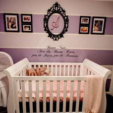 Traditional Nursery by Interior Rejuvenations