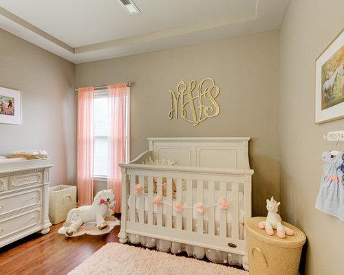 chambre de b b fille romantique photos am nagement et id es d co de chambres de b b fille. Black Bedroom Furniture Sets. Home Design Ideas