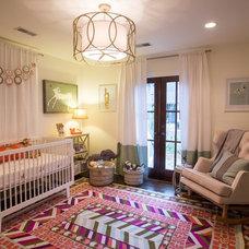 Eclectic Nursery by Viva Luxe Studios, LLC