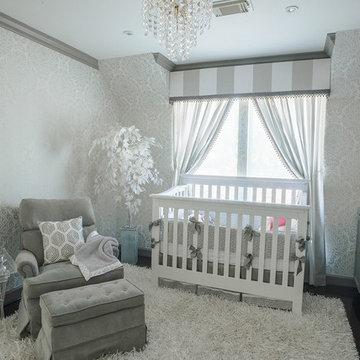 Baby Glam Nursery