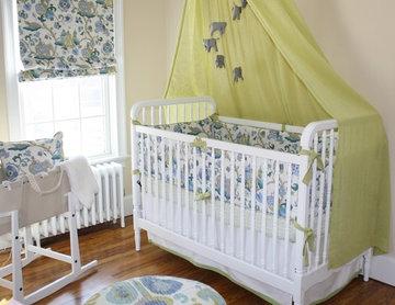 Baby Nursery, Essex, CT