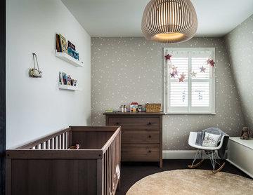 Baby nursery in Pod