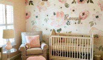 Baby Nursery - Mural