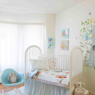 Baby Owls Natural bedding and decor