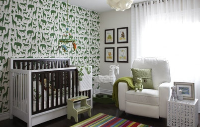 Oh, Baby! 12 Ideas to Get a Chic Nursery Rolling
