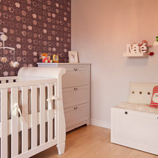 Eclectic Nursery by Jonathan Quesnel
