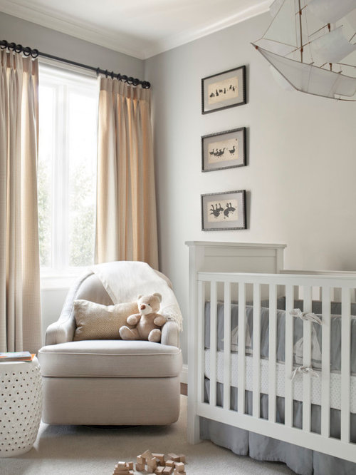 Our Little Baby Boy S Neutral Room: Gray Baby Boys Nursery