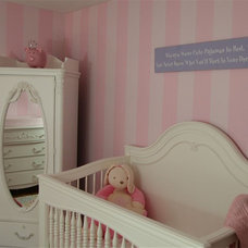 traditional nursery by Kim Metheny