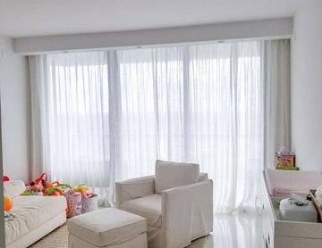 Bedroom, Nursery & Living Room Window Coverings