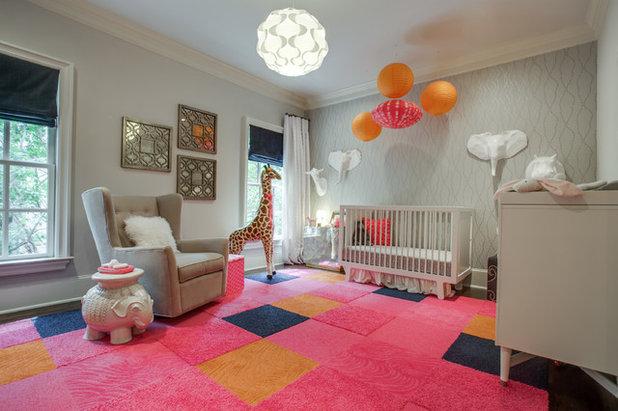 Transitional Nursery by Blu Sky Living