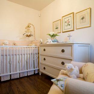 Blush and Beige Cottage Style Nursery