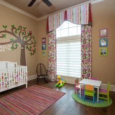 Traditional Nursery by Ryan Smith Builders, LLC.