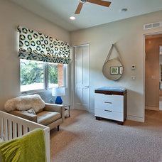 Contemporary Nursery by Bryant Hill Media