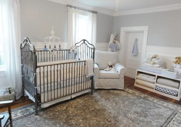 Traditional Nursery boy's Nursery