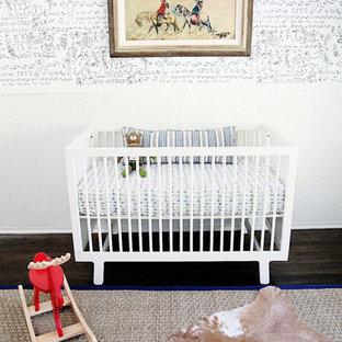 Boy's Vintage Modern Nursery-Sherman Oaks California