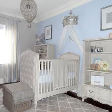Traditional Nursery by Autumn Dunn Interiors, CID, ASP