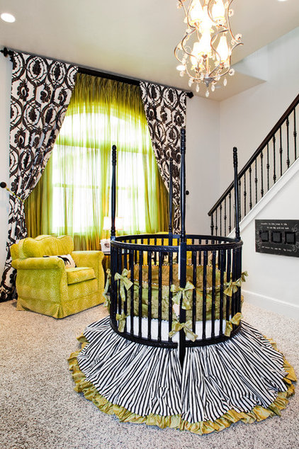 Eclectic Nursery by Fine Focus Photography