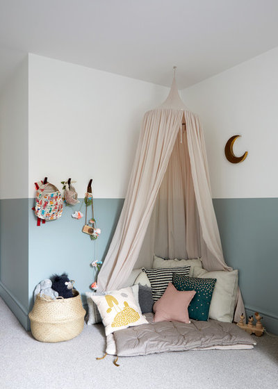 Scandinavian Nursery by Indie & Co.
