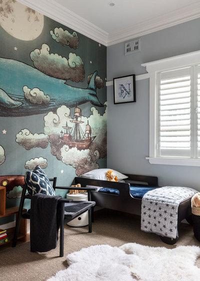 Морской Комната для малыша by The Designory