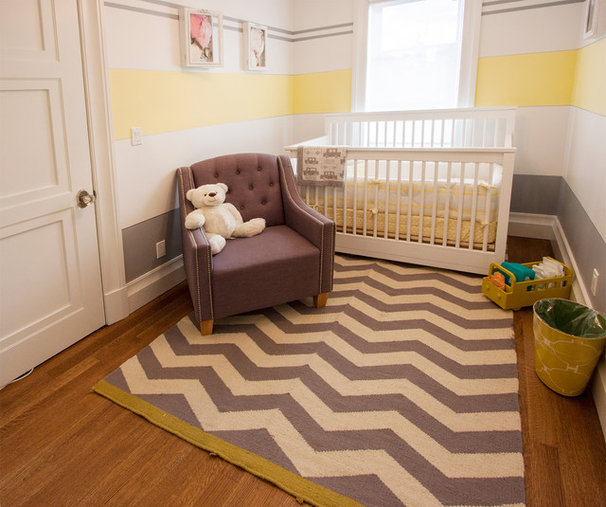 Contemporary Nursery by Home & Stone