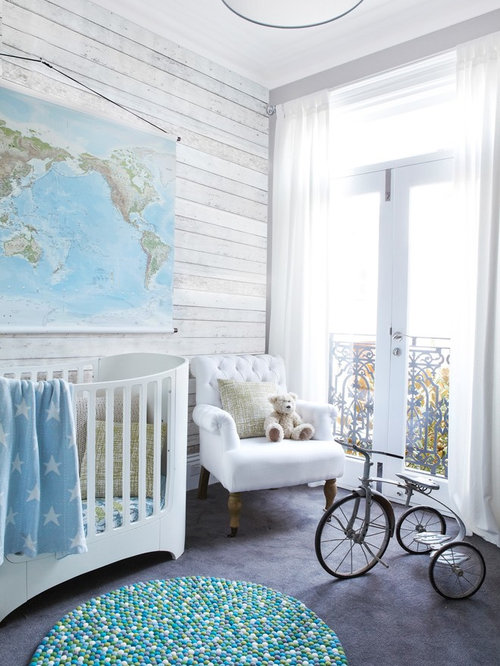 2000 transitional nursery design ideas remodel pictures houzz - Transitional Design Ideas