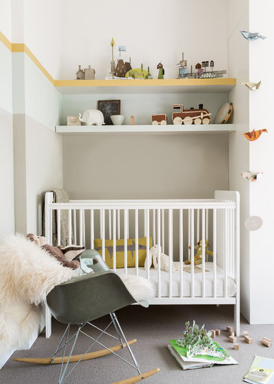 American Traditional Nursery by Dulux Amazing Space