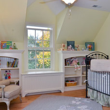 Traditional Nursery by A. Perry Homes