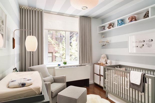 Современный Комната для малыша by m monroe design