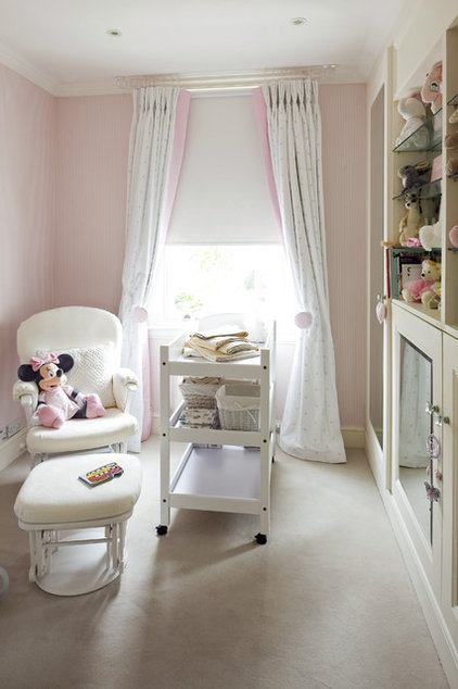 Traditional Nursery by MPD London