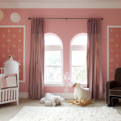 traditional kids by A.S.D. Interiors - Shirry Dolgin, Owner
