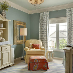 traditional kids by McCroskey Interiors
