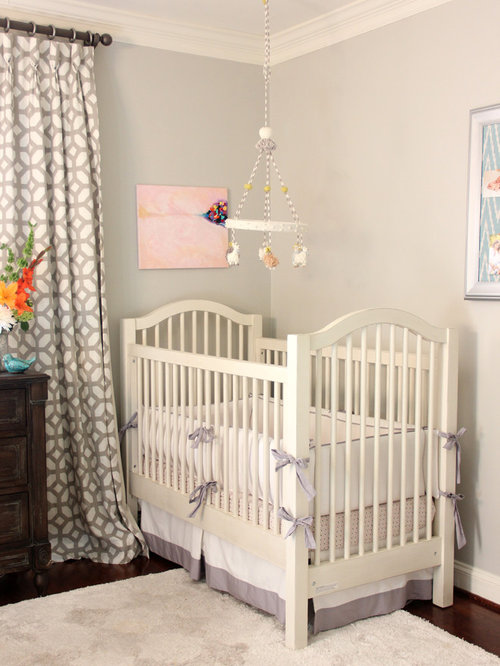 grey and white nursery ideas pictures remodel and decor. Black Bedroom Furniture Sets. Home Design Ideas