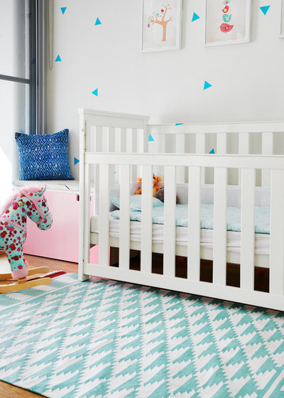 Contemporary Nursery by dromme / drømme