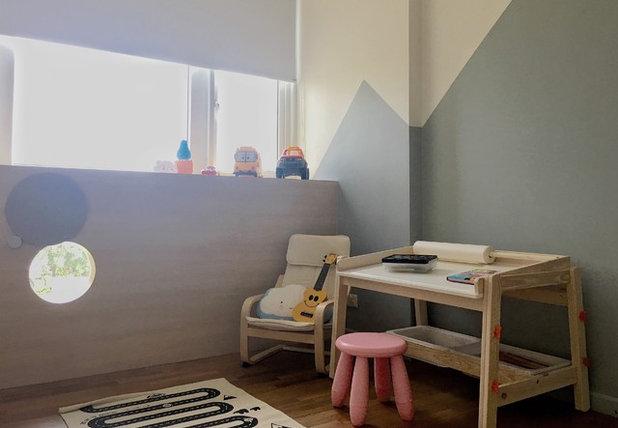 Scandinavian Nursery by JQ Ong