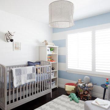 Color Me Striped Nursery- Encino, California
