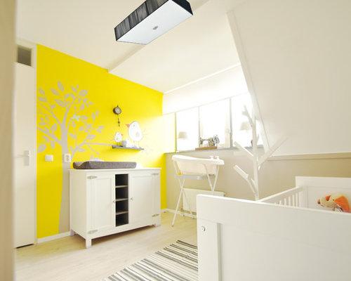 Best 20 Light Wood Floor Nursery with Yellow Walls Ideas & Photos ...