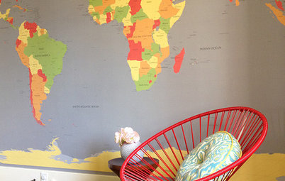 Kids' Rooms: How Colour is the Key to Style in a Child's Room