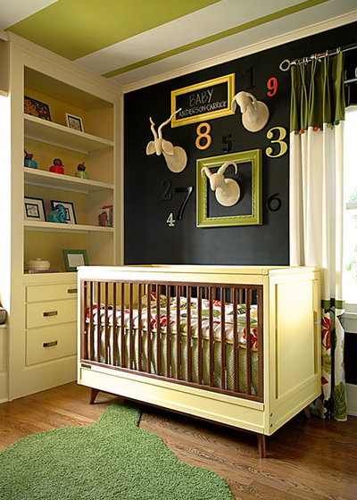 Contemporary Nursery Contemporary Nursery