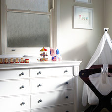 contemporary nursery by Ish and Chi