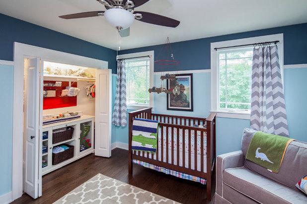 Transitional Nursery by CG&S Design-Build