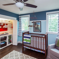Transitional Nursery by CG&S Design-Build