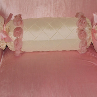 Custom Bolster Pillows Nursery