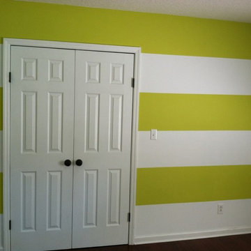 Custom Interior Painting - Jacksonville, Fl.
